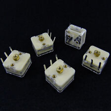 5pcs 223F Style Duplex 20/20pF Variable Capacitor for FM Radio s489