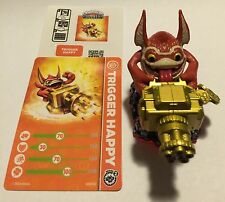 Skylanders Giants: Trigger Happy Series 2 New Never Used Out Of Packaging