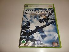 XBOX 360 WarTech Senko No Ronde