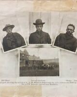 Page Out Of Kamloops History, Court House, Billy Miner, Robbed C.P.R. Train. E6