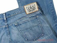 P570/05 Ralph Lauren Avery / FALL 2010 Straight Leg Classic Blue Jeans, W30 L34