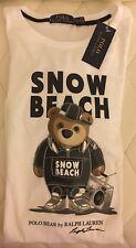 Polo Ralph Lauren Chubby Bear (Snow Beach Bear) T-Shirt
