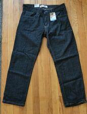 BRAND NEW Boys Size 12 Husky 505 STRAIGHT FIT LEVI'S 3D black Jeans