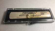 Fibracell. Anche Baritone saxophone.HARD.SAXOPHONE BARITON.