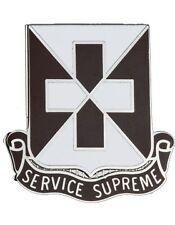 0106 Medical Bn Unit Crest (Service Supreme)