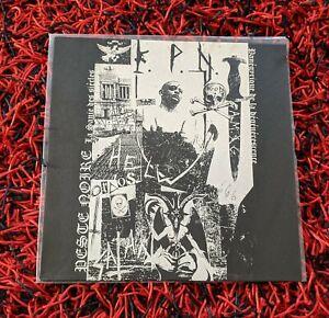 """Peste Noire La Sanie des siècles – Panégyrique de la dégénérescence 12"""" LP"""