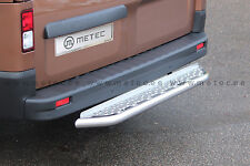 RUNNING BOARDS REAR,COUNTERPART,STAINLESS STEEL RENAULT TRAFIC 14- GUARANTEED