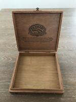 Padron Wooden Vintage Cigar Box Hinged (empty)  NICARAGUA