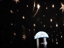 """2in1 Sternenhimmel Projektor """"Weltallzauber"""" Kinder Nachtlicht Dia Lampe NEU"""