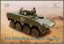 1/35 IBG 35034 KTO Rosomak with OSS-M turret