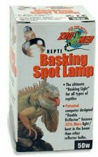 Zoo Med Repti Basking Spot Lamp Value Pack, 50 Watts 50W