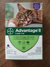 Bayer Advantage Ii Large Cat 6 Doses