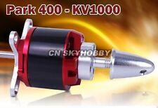 Park 400 c2830 C kv1000 160 vatios brushleess motor