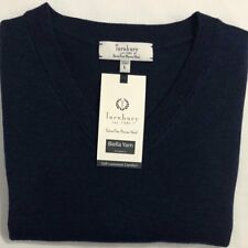 New Turnbury Men's Vest Navy Heather Color Size L $19.99 Free Shipping