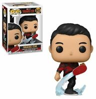 MINT Shang-Chi and the Legend of the Ten Rings Swooping Kick Funko Pop #843