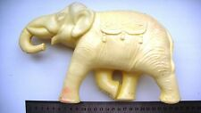 """1950's Vintage Russian USSR PLASTIC CELLULOID Toy DOLL  """"ELEPHANT"""""""