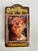 Disney Auctions Country Bears Tennessee O'Neill Disney Pin LE (B1)