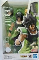 NEW Bandai S.H.Figuarts Dragon Ball Super Broly ABS & PVC Action Figure F/S