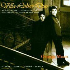 Villa-Lobos-Duo Orange moon (1998)  [CD]
