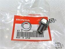 OEM Honda C70 PASSPORT CM91 CT90 S90 CL90 OIL DRAIN BOLT PLUG