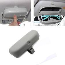 Multi-use Car SUV Vehicle Sun Visor Clip Sunglasses Storage Box Glasses Holder