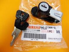 Yamaha XT125 XT200 XT250 XT350 XT500 XT600 Helmet Lock KEYS NOS 5H0-21308-0