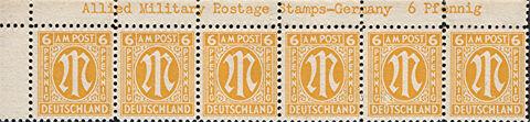 Briefmarken aus dem Münsterland