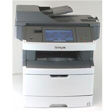 Lexmark Aparato multifunción X464de Impresora Fax Scanner Copiadora abajo 75.000