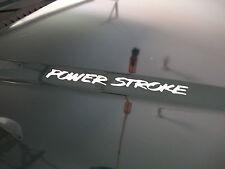 Power Stroke - Powerstroke Hood decals sticker Ford F250 F350 Turbo Diesel