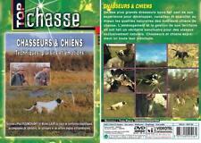 DVD Chasseurs et chiens  - Chiens de chasse - Top Chasse
