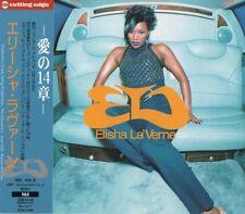 ELISHA LA'VERNE s/t (1998) JAPAN CD OBI CTCR-13105