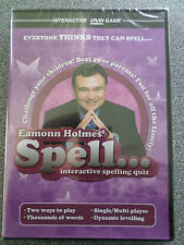 EAMONN HOLMES SPELL - INTERACTIVE SPELLING QUIZ - DVD - (NEW & SEALED)