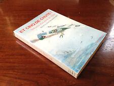 Livre Signé - Et cinq de chute ! - Derek Leyland Stevenson (DFC) - RAF WWII