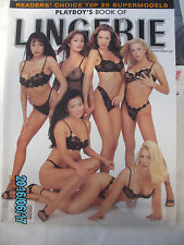 Playboy,s Book of Lingerie Febuar 2001