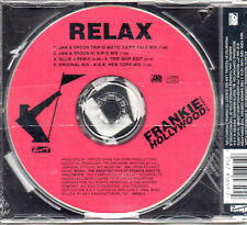 "FRANKIE GOES TO HOLLYWOOD ""RELAX"" US CD MAXI / EURODANCE - JAM & SPOON - SEALED"