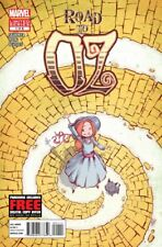 Road To Oz Wizard of #1 Skottie Young 2012 Marvel Comic Dorothy Toto