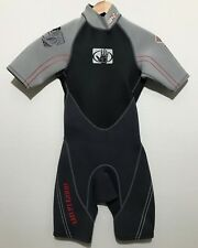 Body Glove Mens Spring Shorty Wetsuit Size XS Pro 2 Extra Small 2/1