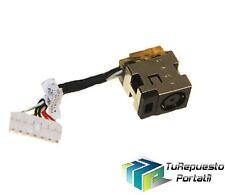 Conector Carga HP Pavilion DM4 dv3-4000 DC Power Jack 6017B0256201 Original