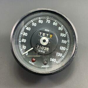 SMITHS 140MPH SPEEDOMETER JAGUAR 420 420G MK10 S-TYPE 1963-68 E-TYPE XKE MKII 10