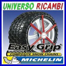 CATENE DA NEVE MICHELIN EASY GRIP J11 FACILI DA MONTARE X PNEUMATICI 195/50 R16
