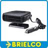 CALEFACTOR VENTILADOR 12V 150W CONECTOR MECHERO COCHE AUTO 131X113X74MM BD11712