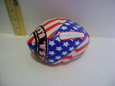 Colorful Soft Usa Flag Style Football (size 5 inches long)