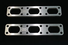 BMW E34 E36 E39 E46 M3 Z3 Z4M Stainless Steel Exhaust Manifold Flanges AL0127