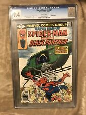 Marvel Team-Up #87 (Spider-man And Black Panther) CGC 9.4
