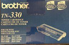 Brother TN-330 Toner Cartridge - SEALED - NEW IN BOX -