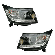 Projection Head Lamp Light Assembly For 2016 Chevy Cruze