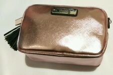 BNWT Victoria's Secret pink Handbag Purse adjustable/detachable strap VS tassle