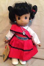Precious Moments Native American Indians Doll Collection 1994-HOPI YAMKA 1483