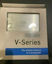Musical Fidelity: V-LPS II Phono Stage Phono Preamp