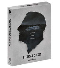 "MOVIE "" FOXCATCHER "" Btype STEELBOOK FULL SLIP/ Blu-ray"